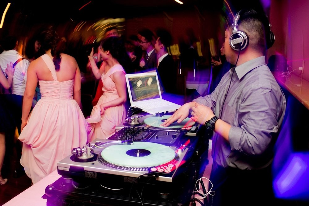 Turn a simple event into a party with quality DJ services