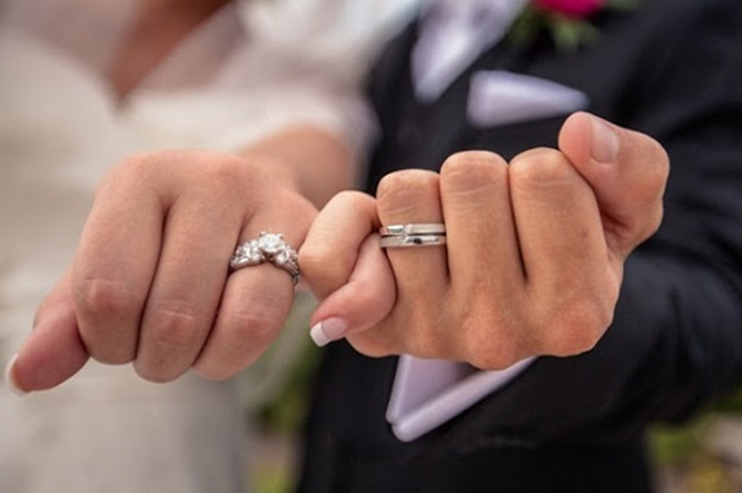 Diamond Alternatives to consider for wedding rings